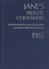 Jane's Freight Containers (Diverse Years)