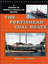 The Portishead Coal Boats