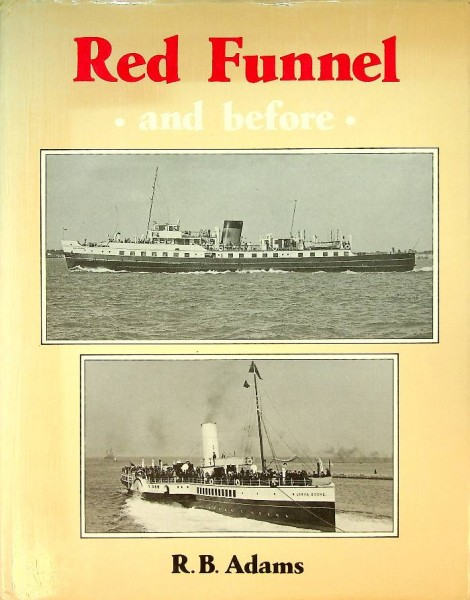 Red Funnel and Before