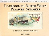 Liverpool to North Wales Pleasure Steamers
