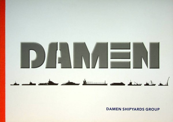 Brochure Damen Shipyards Group 2014