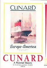 Cunard a pictorial history 1840-1990