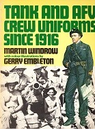 Tank and AFV Crew Uniforms since 1916